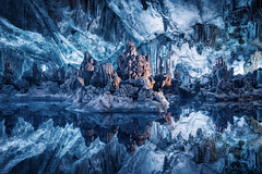 La caverne bleue Guilin Chine (EtienneR68) Tags: china chine reflection reflet sony a7riii asia cave caverne eau guilin landscape nature paysage reedflutecave water