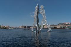 Molecule Man (Frank Guschmann) Tags: berlin deutschland moleculeman skulptur sculpture treptow frankguschmann nikond500 d500 nikon de