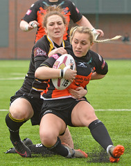 You're Grounded, Young Lady (Feversham Media) Tags: yorkcityknightsladiesrlfc castlefordtigerswomenrlfc rugbyleague york amateurrugbyleague northyorkshire yorkshire womenssuperleague yorkstjohnuniversity sportsaction