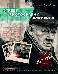 Street Photography Workshops - Glasgow (Leanne Boulton) Tags: street streetphotography workshop streetphotographyworkshop glasgow scotland