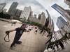 photographer's selfie (Al Fed) Tags: 20170702 chicago usa al sal selfie mirror camera photographer heavens gate skyline alba berlin