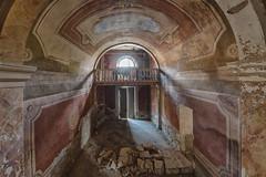 (Kollaps3n) Tags: urbex abandoned abandonedplaces abbandono nikon decay church italy