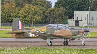 Royal Air Force Short Emb-312 T.1 ZF378-3