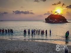Japan_20180314_2067-GG WM (gg2cool) Tags: japan okinawa gg2cool georgiou dragon boat training sunset food paddle rowing beach