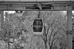 TELEFÈRIC DE MONTJUÏC (Yeagov_Cat) Tags: 2018 barcelona catalunya telefèricdemontjuïc telefèric montjuïc 1970 2007 parcdemontjuïc mirador castell tmb transportsmetropolitansdemontjuïc