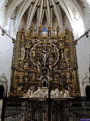 Burgos (santiagolopezpastor) Tags: espagne españa spain castilla castillayleón burgos provinciadeburgos medieval middleages gótico gothic retablo altarpiece