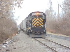 DSC03092 (mistersnoozer) Tags: shortline rr train lal alco c425 locomotive
