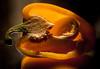 yellow (marinachi) Tags: egg yellow closeup bellpepper smileonsaturday eggcellent
