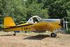 F-GNFK (mduthet) Tags: fgnfk aerocommander s2r midair sdis34 aérodromedebédarieux latoursurorb