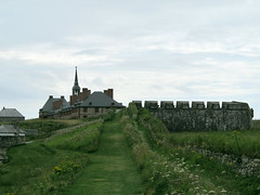 King's Bastion View 3 (daryl_mitchell) Tags: louisbourg fortress national historic site capebreton island novascotia canada summer 2017 bastion