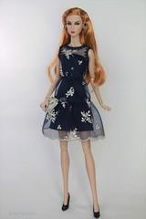 Night dew (YOKO*DOLLS) Tags: eden doll nuface fr handmade barbie