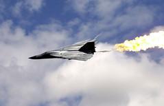 gd f-111 image (San Diego Air & Space Museum Archives) Tags: aviation aircraft airplane militaryaviation royalaustralianairforce raaf swingwing swingwings variablegeometrywing variablesweepwing generaldynamics gd generaldynamicsf111 generaldynamicsf111aardvark f111 f111aardvark aardvark generaldynamicsf111caardvark generaldynamicsf111c f111caardvark f111c prattandwhitney prattwhitney prattwhitneytf30 pwtf30 tf30 tf30p100 afterburner afterburners reheat dumpburn dumpandburn
