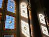 vitrail (herve.charpentier) Tags: vitrail couleur color glass verre fenetre window chateau castle