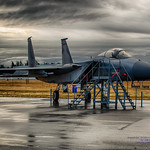 HDR of @142ndFW F-15C