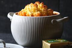Golden Potato Peaks (TwoPenceMedia) Tags: pie food golden baked potato twopencemedia foodfeels kerrygold irishbutter butter hotpot