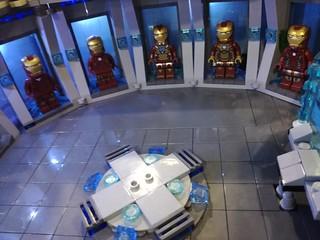 Tony Stark's Malibu Mansion & Laboratory