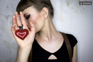*Sparkling Heart* – Schlüsselanhänger | Keyring | Keyholder
