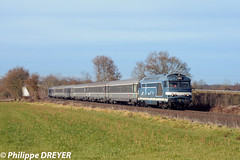BB67593 sur IC Tours Lyon vers Billezois (philippedreyer1) Tags: