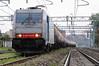 DB CARGO ITALIA - MONZA (Giovanni Grasso 71) Tags: monza db cargo italia nikon d90 traxx locomotiva elettrica e483 chiasso alessandria sannazzaro giovanni grasso