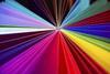 Week 13 Creative: Leading Lines (Sally Harmon Photography) Tags: red dogwood2018 week13 leading lines creative color card stock yellow blue green rainbow pink