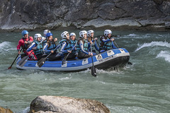 2018.03.23 Ur Pirineos-Rafting-106 (Floreaga Salestar Ikastetxea) Tags: azkoitia floreaga salestar ikastetxea rafting ur pirineos