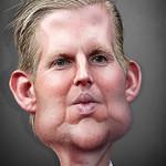 Eric Trump - Caricature thumbnail
