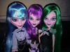 Mystixx Doll. Siva, Kalani, Azra. (kaismary2h) Tags: mystixxdoll mystixx doll azra kalani siva playhut