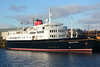 MV Hebridean Princess - Greenock - 28-12-17 (MarkP51) Tags: mvhebrideanprincess jameswattdock greenock cruiseship ship boat vessel water nikon d7100 d7200 sunshine sunny maritimephotography