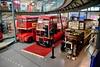 London 2018 – London Transport Museum – Buses (Michiel2005) Tags: doubledecker bus londen london unitedkingdom verenigdkoninkrijk greatbritain grootbrittannië england engeland londontransportmuseum transportmuseum museum ltm
