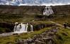 Dynjandi waterfall in Iceland. (ost_jean) Tags: waterfall nikon d5200 tamron sp af 1750mm f28 xr di ii vc ld aspherical if b005n iceland dynjandi ostjean cascade