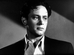 "William Holden in ""Golden Boy"" (1939). (stalnakerjack) Tags: film movies actors hollywood goldenboy williamholden"
