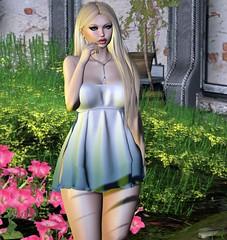 Spring (αиα ¢αραℓιиι) Tags: secondlife catwa belleza pinkfuel safira fabia realevil