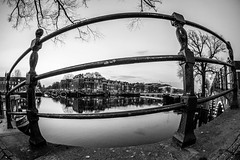 A0081981-2 (rpajrpaj) Tags: magerebrug canal city cityscape bluehour amstel carre samyang fisheye 75mm samyangcsc75mmf35umcfisheyemft