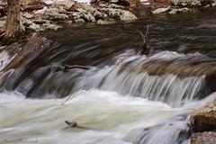 Rushing Waters_3597 (smack53) Tags: smack53 longexposure water stream brook spring springtime waywayandastatepark njstatepark newjersey vernon rocks nikon d100 nikond100
