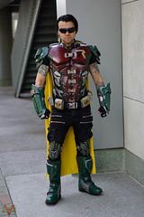 Wondercon 2018 Cosplay (V Threepio) Tags: 55mm vthreepiophotography wondercon2018 cosplay costume event sonya6000 vthreepio straight from camera unedited