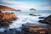 Heybrook Bay (Rich Walker75) Tags: plymouth heybrook devon sea ocean seascape seascapes landscape landscapes landscapephotography sky cloud water longexposure longexposures longexposurephotography canon eos eos80d efs1585mmisusm coast coastline coastal waves