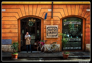 Roma_Via dei Banchi Vecchi