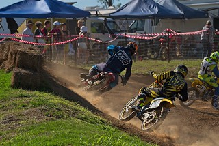 Post Classic MX - Harrisville using the banking