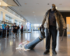 Jason Voorhees Quebec City Comic-con 2015 (irrational.photography) Tags: rational irrational photography photo irrationalphotography rationalphotography irrationalphoto cos play cosplay anime japan comic book comicbook convention costume movie tv show dress up mascarade masquerade