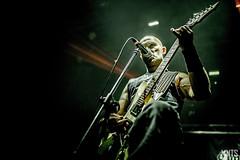 Dead Congregation - live in Metalmania XXIV fot. Łukasz MNTS Miętka-7