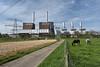 Clauscentrale (wimjee) Tags: nikond7200 nikon d7200 afsdx18–55mmf35–5vrii circularpolarizer hoya cpl maasbracht limburg nederland electriciteit centrale facebookalbum