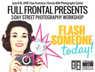 Full Frontal & StreetFoto SF - Workshop
