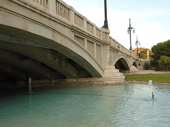 Pont d'Aragó (sftrajan) Tags: jardíndelturia valencia spain riutúria park parque españa pontdaragó aragonbridge bridge puente brücke jardídetúria espanya espanha espagne