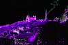 Lyon... ville des lumières ! (Pi-F) Tags: lyon fourvière colline lumière pluie étoile violet rose église basilique notredame histoire original