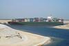 CMA CGM Congo (gooneybird29) Tags: meinschiff meinschiff1 oceanliner ship schiff tuicruises suezcanal containership containerschiff cmacgmkongo