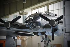Heinkel He 111 (big_jeff_leo) Tags: ww2 bomber german germany war aircraft airbase