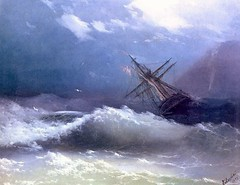 Ivan Aivazovsky -  Shipin a stormy sea 1858 See more: http://worldart.site/ivan-ayvazovsky-1817-1900/ #worldart #painting #art #gallery #oilpainting #watercolor #visualart #drawing #artist #artwork #paint #illustration #sketch #draw #creative #design #col (worldart.site) Tags: colour inspiration beautiful visualart illustration sketch oilpainting graphic gallery artoftheday watercolor worldart paint artist painting artwork drawing creative color art acrylic fineart design draw