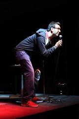 Foti Ginakis (chearn73) Tags: fotiginakis lolzzys ozzys winnipeg manitoba comedy onstage performance