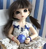 15- Blue and White ADAD March 2018 (cheesemoopsie) Tags: poppy pipi littlefee fairyland doll dressbylunelle lunelle♥ braceletbylunelle marble