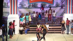 You're the one that I want (prondis_in_kenya) Tags: kenya nairobi shortrains nationaltheatre performance grease musical dance video onethatiwant